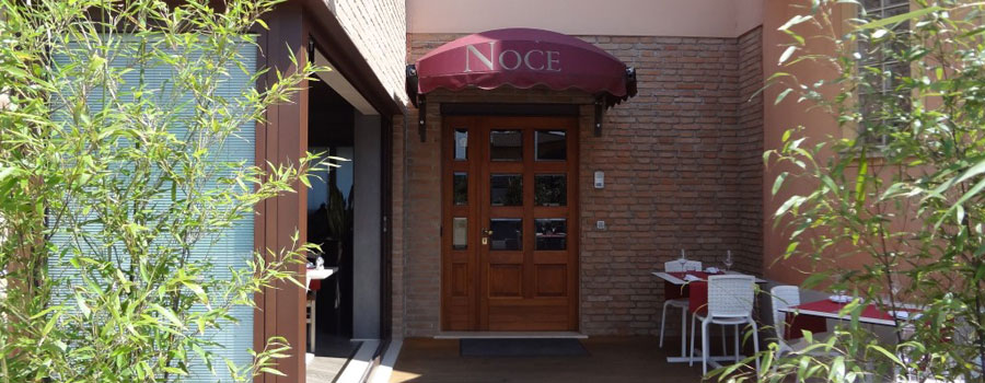 Ristorante dell'Hotel Noce a Brescia