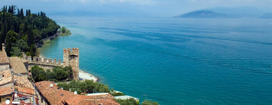 Weekend romantico sul Lago di Garda